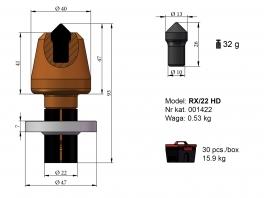 RX/22 HD