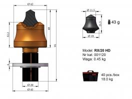 RX/20 HD