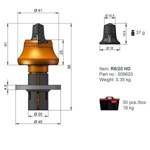 R6/20 HD