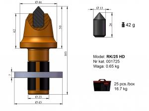 RK/25 HD