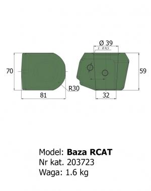 Baza RCAT