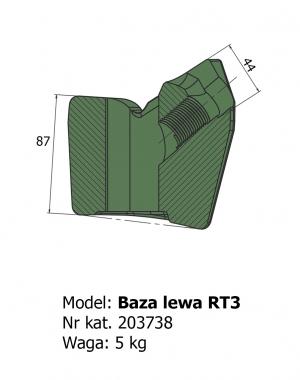Baza lewa RT3