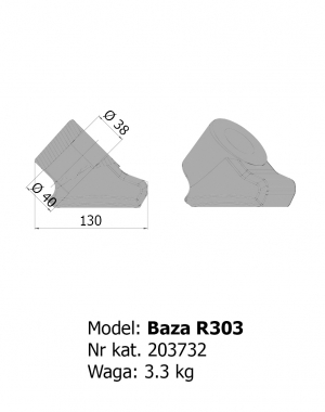 Baza R303