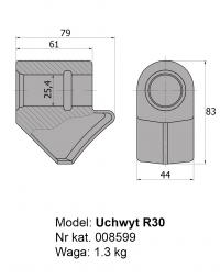 Uchwyt R30