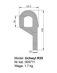 Uchwyt R35