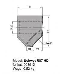 Uchwyt R87 HD